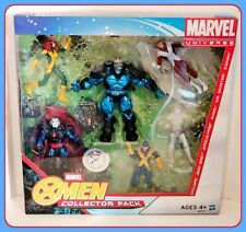 Marvel Universe X-MEN COLLECTORS Pack TOYS R US Exclusive 6 figs *NEW & SEALED