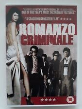 ROMANZO CRIMINALE / UK RELEASE - REGION 2 DVD