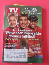 TY PENNINGTON Extreme Makeover TV GUIDE december 26, 2004 -  january 1, 2005