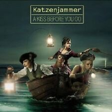 "KATZENJAMMER "" A KISS BEFORE YOU GO"" CD NEU"