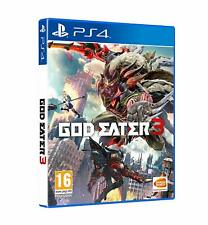 God Eater 3   playstation 4   PS4