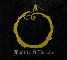 MORTIIS-FODT TIL A HERSKE  CD NEW