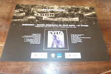 MADONNA - Plan média / Press kit !!! EVITA - ALBUM SIMPLE !!!