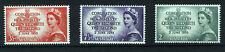 AUSTRALIA 1953 CORONATION SG264/266  MNH
