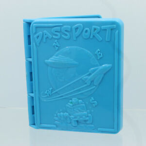 Playdoh Passport Mold Vehicles Plane Boat Car
