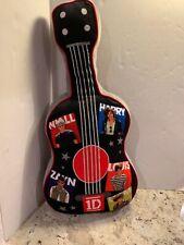 1D One Direction Children's Guitar Pillow