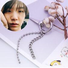 K-pop 1Pc KPOP BTS SUGA Earrings Bangtan Boys Earring BTS Accessories Gift