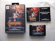 Castlevania: The New Generation (SEGA MEGA DRIVE - PAL)