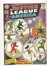 Justice League of America #16 (Dec 1962) VG/FN 5.0 JLA vs The Maestro
