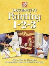 The Home Depot: Decorative Painting 1-2-3 (Hardcover)