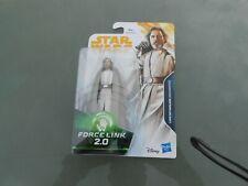 """Star Wars Hasbro 3.75"""" SOLO Force Link 2.0 Action Figure Luke Skywalker -new"""
