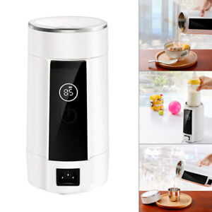 Stainless Steel Electric Kettle Insulated Bottle Temperature Control Soup Cooker