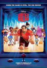 "Wreck it Ralph ( 11"" X 16-1/4"" ) Collector's Poster Print - B2G1F"