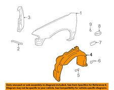 AUDI OEM 00-02 S4-Front Fender Liner Splash Shield Right 8D0821172G