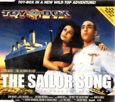 TOY BOX THE SAILOR SONG CD Single Techno HOUSE DANCE MAX MUSIC BIT MUSIC
