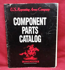 Winchester Brand Firearms Component Parts, Sights, and Accessories