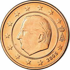 [#699375] Belgique, 2 Euro Cent, 2005, FDC, Copper Plated Steel, KM:225