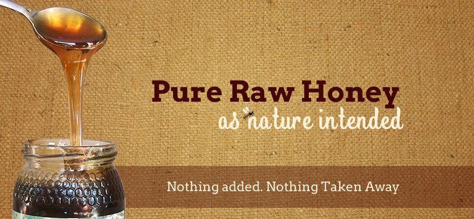 The Raw Honey Shop