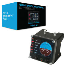 Logitech G Saitek Pro Flight Instrument Panel for Flight Simulation for PC