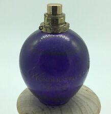 Full Bottle Taylor Swift Wonderstruck Perfume No Charms No Cap 3.4 Oz
