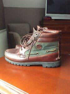 Timberland 7 Eyelet Gore Tex Chukka Boots 59093