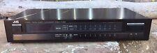Vintage Jvc T-X200 Fm/Am Quartz Synthesizer Stereo Tuner ~ Works!