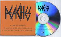 PEACHES Lose You 2009 UK 3-track promo test CD Brodinski & Yuksek Remix