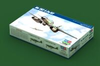 Hobby Boss 1/48 80377 Me 262 A-2a/U2 model kit ◆