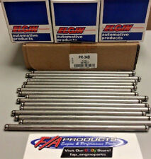"Small Block Chevrolet 327 350 383 400 7.8"" Long Push Rods Set Of 16 Elgin PR-34B"