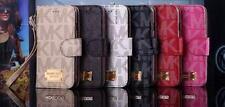 MK Luxury Fashion Wallet iPhone 7 Plus iPhone 8 Plus Michael Kors flip cover