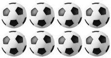 Set of 8 Soccer Ball Foosballs - Tornado, Dynamo & Shelti