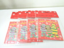 The Fimbles Christmas Present Gift Tags x 24 - Brand New