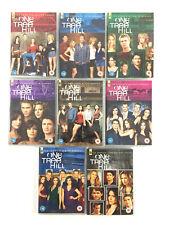 Coffret DVD Audio Anglais / One Tree Hill Les Frères Scott Seasons Saisons 2 à 9