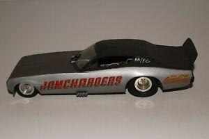 Revell Ramchargers Coca Cola Dodge Funny Car Original Kit