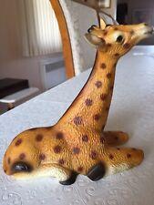 Hand Painted Giraffe, Harvey Knox House Of Global Art H589A88