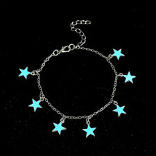 Luminous Glowing Beach Anklet Foot Chain Charm Jewelry Ankle Bracelet Fashion