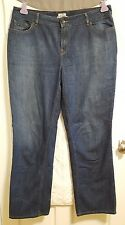 L.L. Bean Womens Size 16 MT Favorite Fit Medium Wash Jeans Inseam 31