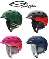 SMITH OPTICS VANTAGE SNOW / SKI HELMET, BRAND NEW! MANY COLORS & SIZES!