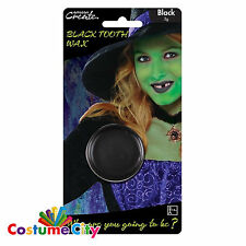 3g Tooth Black Out Wax Halloween Fancy Dress Special FX Effects Costume Make-Up