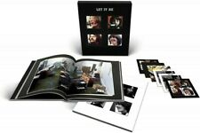 New The Beatles Let It Be Super Deluxe Edition 5 SHM-CD Blu-ray Audio Book Japan