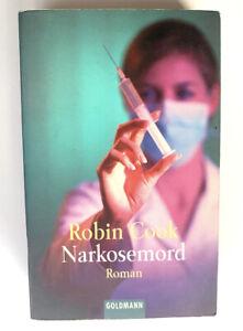 Narkosemord von Robin Cook