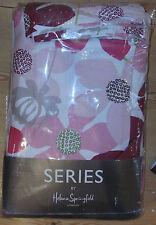 Cotton Blend Floral Curtains & Pelmets
