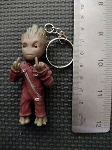 Guardians Of The Galaxy Vol 2 Baby Groot Keyring Key Chain