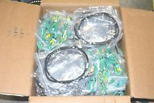 122 Kingsignal 3' N-Type (F) to TNC (M) Adapters 50 Ohm & 2' Green Yellow Wire