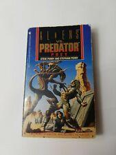 Prey Alien vs Predator Vintage Book Stephani Steve Perry 1994 Trade Paperback