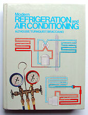 Modern Refrigeration and Air Conditioning, Hardcover Handbook
