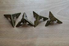 Antique finition bronze coin set 29mm ** maintenant avec punaises ** - prokraft pkr bcp 1
