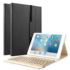 iPad Keyboard Case - iPad 2 /3 /4 Bluetooth Wireless Auto Sleep Wake Smart Cover