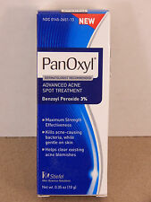 PanOxyl ADVANCED ACNE SPOT TREATMENT .35oz 03/16 CALC SHIPPING BUY MORE AND SAVE