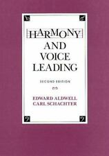 Harmony and Voice Leading (2nd Edition)-ExLibrary